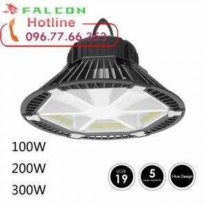 đèn led nhà xưởng high bay rẻ nhất hà nội