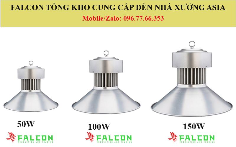cung cấp đèn led công nghiệp