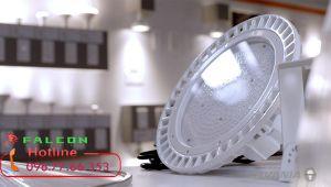 đèn ufo highbay nhà xưởng cao cấp